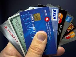 are you entering credit card debt?